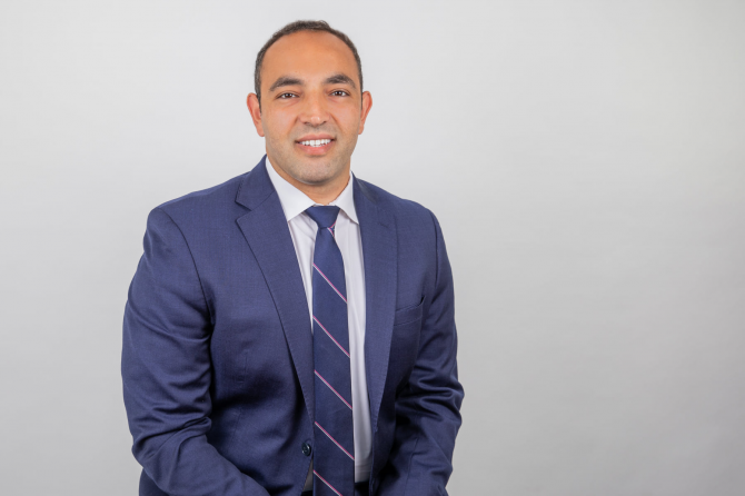 Meet our NEW physician Dr. John Abdelsayed